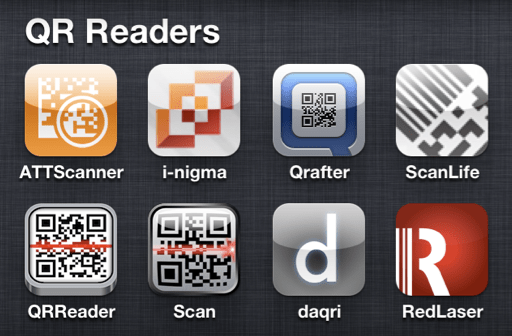 QR Codes...the beginning (1/2)