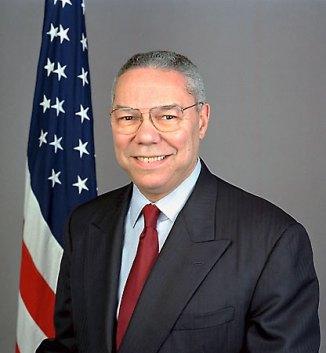 Resultado de imagen para General Colin Powell lookalike