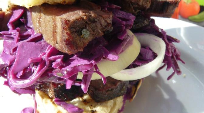 Tomahawk Steak Sandwich