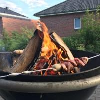 Handbuch: Grillen auf Holz