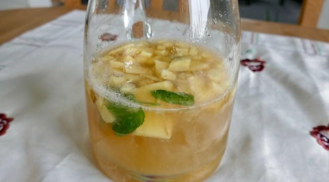 Ingwer-Limetten Limonade