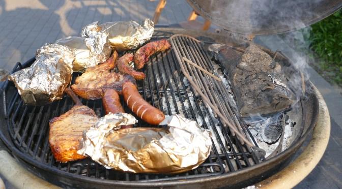 BBQ des Wahnsinns