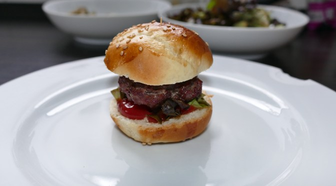 Mini-Burger // Party-Burger