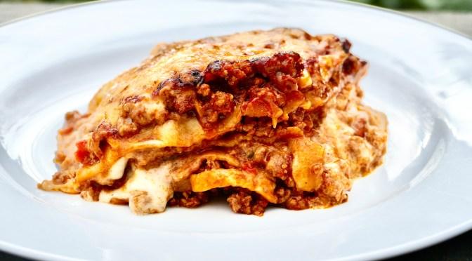 Epische Lasagne