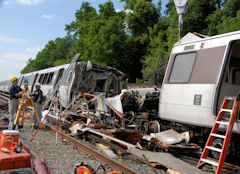Governor McAuliffe has ordered a sweeping review of WMATA, the Washington area's train-wreck of a commuter rail system.