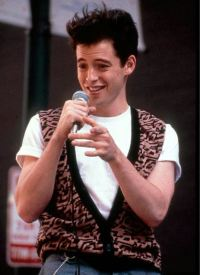 Ferris Bueller -- not your garden-variety chronically absent student.