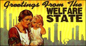Greetings from the Virginia welfare state