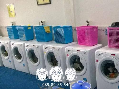 Giặt ủi Cần Thơ Ba Co Tiên