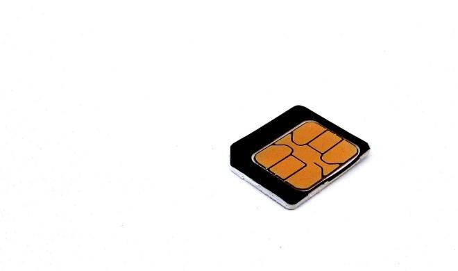Micro SIM card