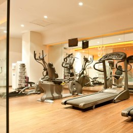 Spa & Fitness Area