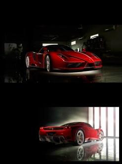 Enzo Ferrari - Revisited