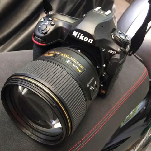 Nikon D850 X Ford Mustang