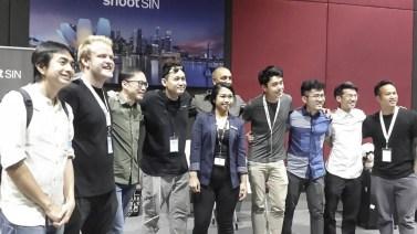 ShootSIN 2017 Presenter