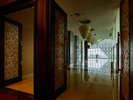 Function Hall - Way to Elevator Area