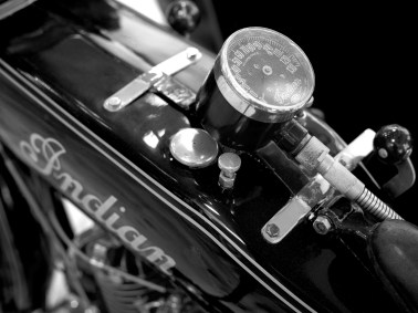 Indian Scout 1920 Instrument