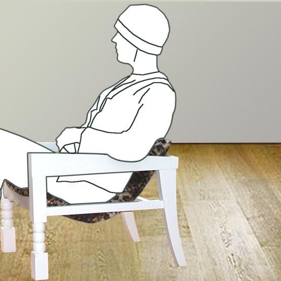 fauteuil design slow life