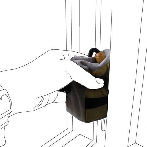 Bloque fenêtre CHARM - mode d'emploi