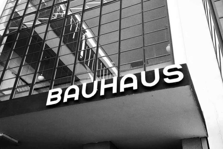 Bâtiment de l'école à Dessau