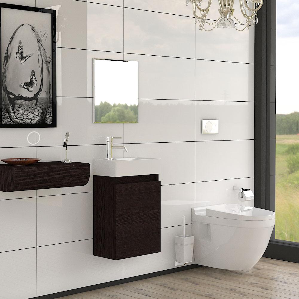 Waschbecken-klein-Badezimmer