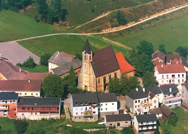 Historische Ortsansichten von 1978
