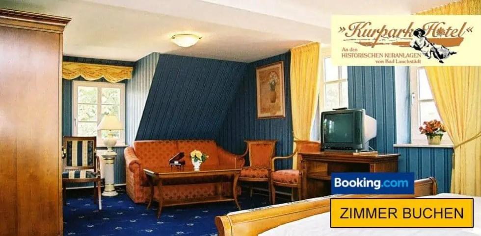 Hotel Bad Lauchstädt