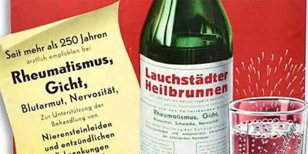 Bad Lauchstädter Heilbrunnen