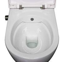 SSWW   Taharet WC   Inkl. Armatur und abnehmbarer ...