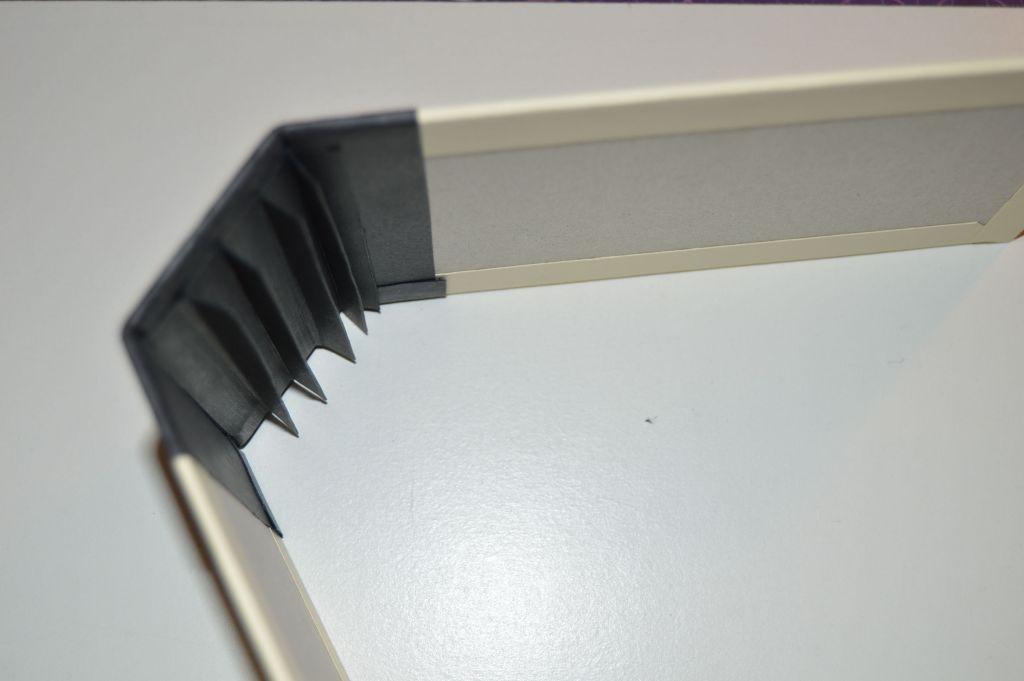Interior mini álbum con base de encuadernación 2