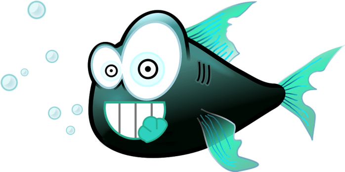 Laughing Fish