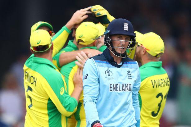 England v Warner