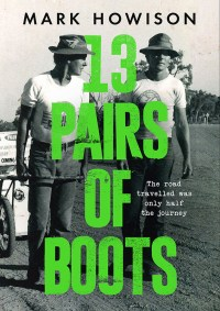 13 Pairs of Boots by Mark Howison
