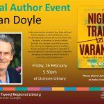 Night Train to Varanasi launch event