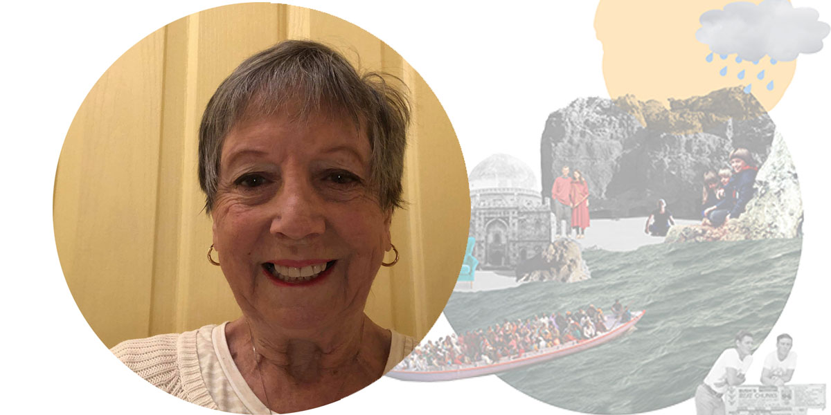 Meet our readers – The wonderful Shirley Evans