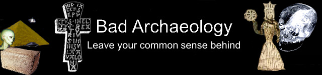 Bad Archaeology logo