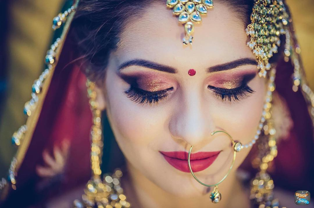 These things makeup artists want brides to avoid on their big day