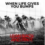 Dirt Bike Quotes Aphrodite Inspirational Quote