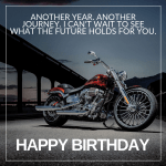 31 Happy Birthday Motorcycle Memes Quotes Sayings Bahs