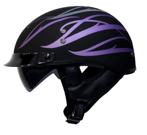 Fiber Helmet Motorcycle Best Carbon Half