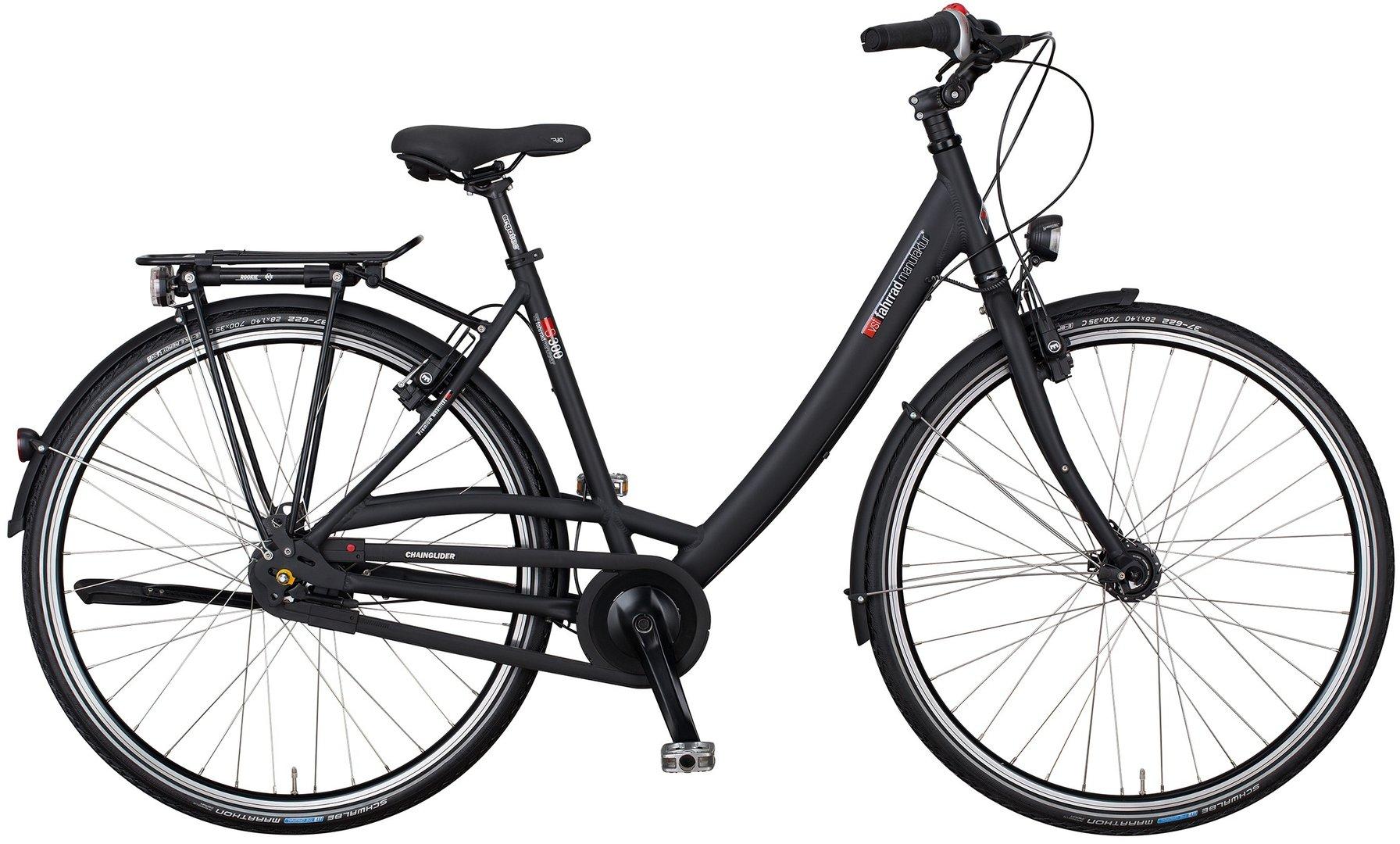 Vsf Fahrradmanufaktur S 300 8 G Nexus Fl Hs11 City Bike