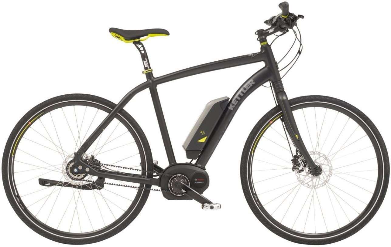 Kettler Inspire E Beltdrive Elektro Fahrrad Urban Ebike