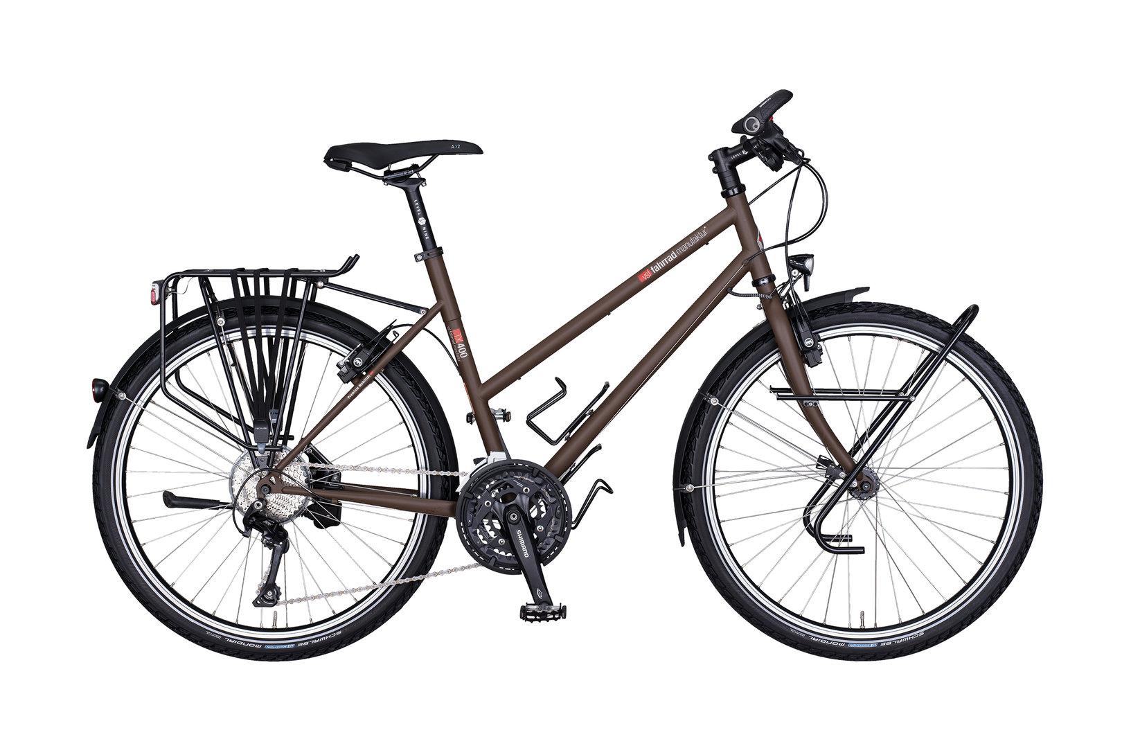 Vsf Fahrradmanufaktur Tx 400 Shimano Deore Xt Trekking Bike Neu