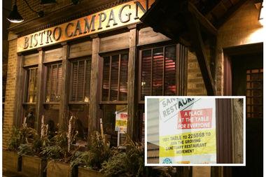 Sanctuary Restaurants preaches a basic message of
