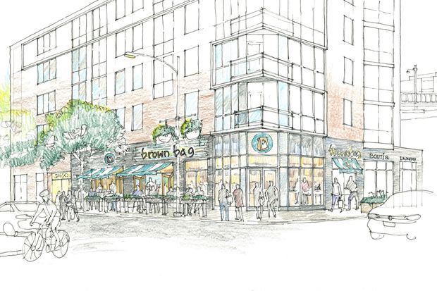Brown Bag Seafood Company will open its third location this summer at 3400 N. Lincoln Ave.