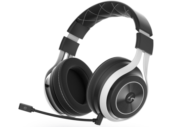 This wireless headset from LucioSound is the first officially licensed one for Xbox Project Scorpio.