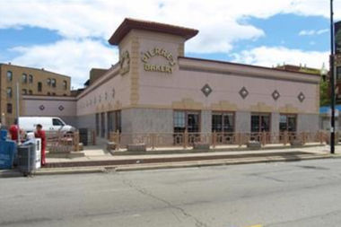 The owner is expected to tear down the old bakery building in the coming months.