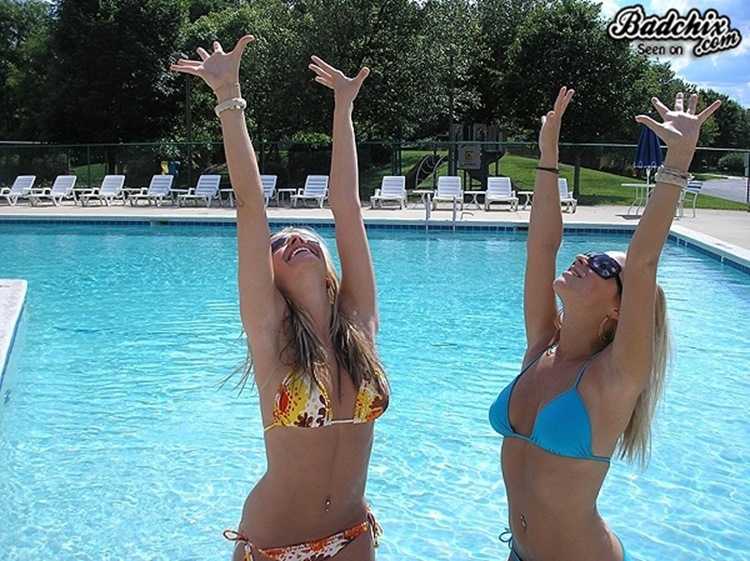 And this is why we miss the summer seen on badchix
