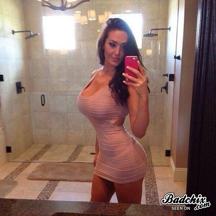 Badchix Hot Girls in Ultra Tight Dresses