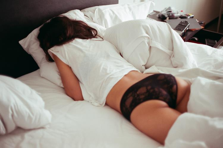 Let's stay in Bed all Day