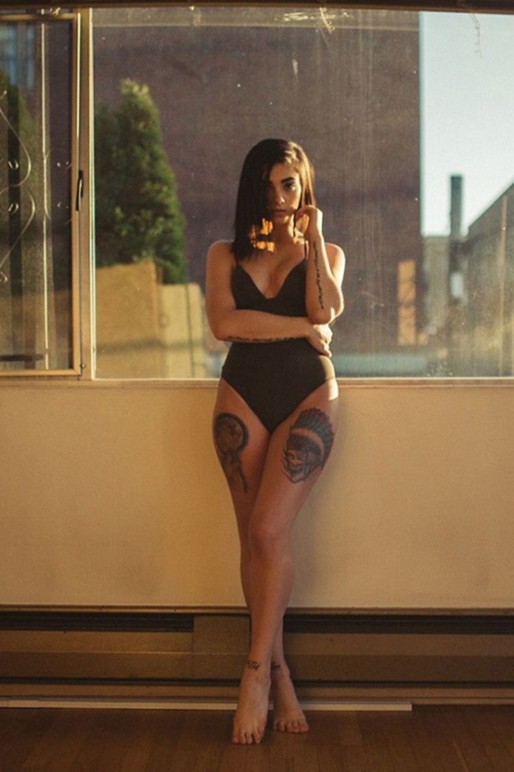 Badchix with Ink are Sexy in our Book