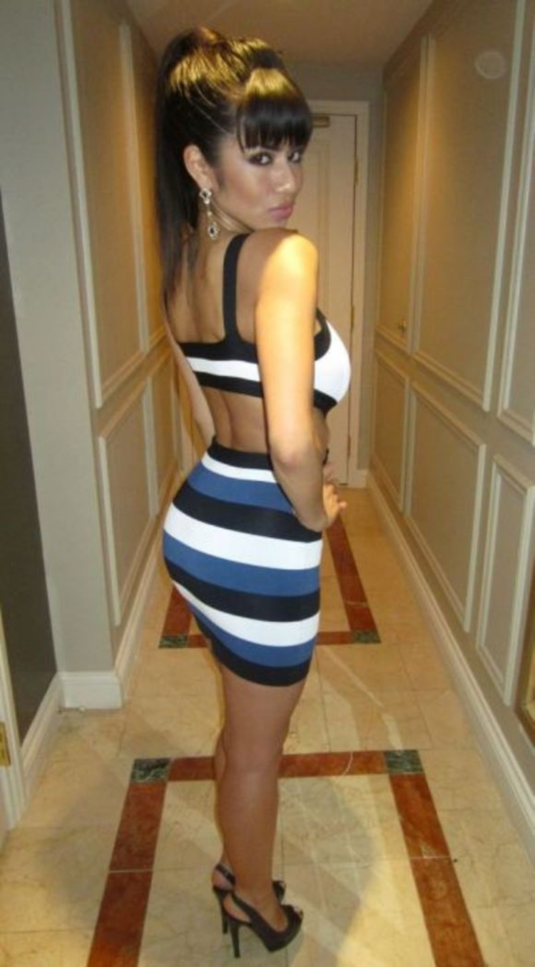 Girls in Tight Dresses